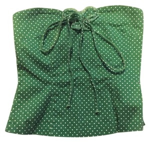 Other Top Green Polka Dot