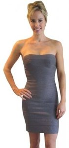 Hervé Leger #purple #herveleger #cocktail #strapless #bandage Dress