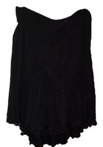 Frederick's of Hollywood Skirt Black
