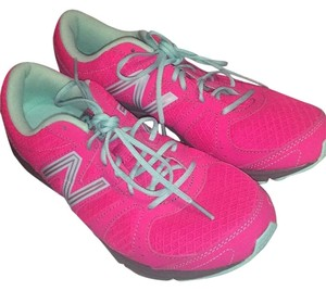 New Balance Pink and teal Athletic