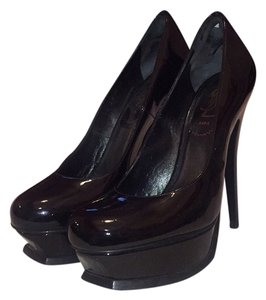 Other Ysl Pump Black patent leather Platforms