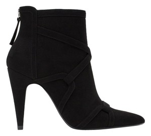 Zara Ankle Fall Winter Black Boots