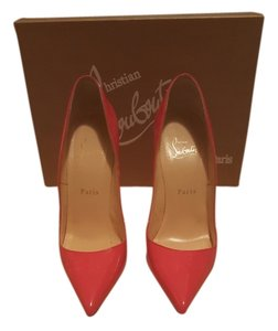 Christian Louboutin Coral Pumps