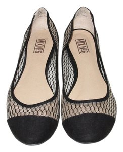 Mix No. 6 Mesh Black Flats