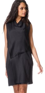 Helmut Lang short dress Silk on Tradesy