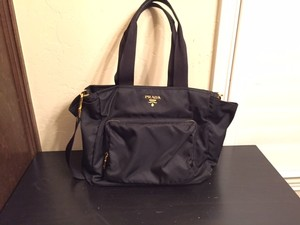 prada handbags green - Prada Baby & Diaper Bags - Up to 70% off at Tradesy