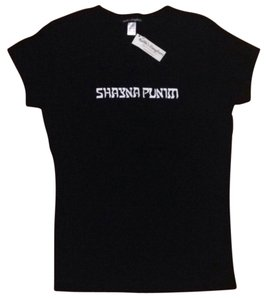 Rabbi's Daughters T Shirt Blac