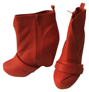 SENSO Orange / red Boots
