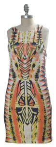 Bardot Stretchy Aztec Slimming Dress