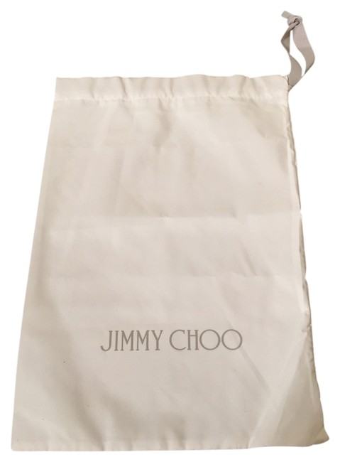Item - White Dust Bag For Pair Of Shoes.