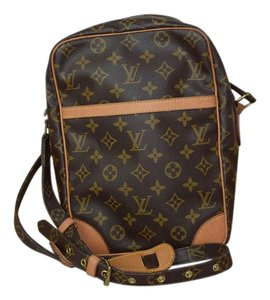 Louis Vuitton Alma Speedy Handbag Danube Cross Body Bag