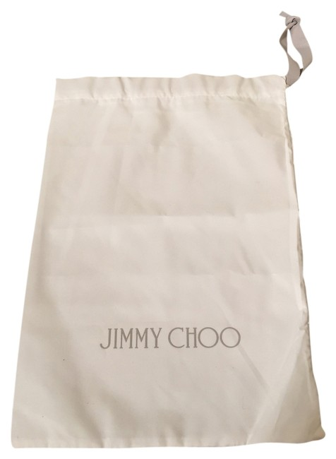 Item - White New Dust Bag For A Pair Of Shoes.