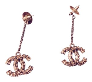 Chanel Dangle Chanel Earrings