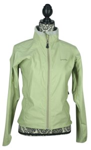 Patagonia Zippered Green Jacket