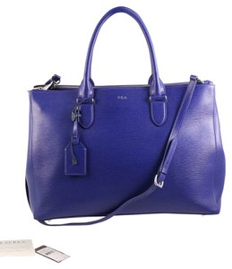 Ralph Lauren Satchel in Blue