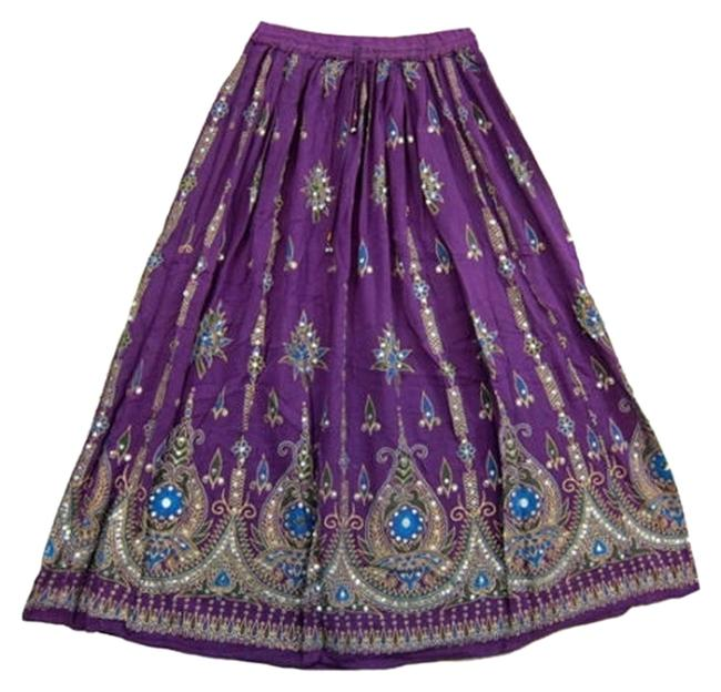 Preload https://img-static.tradesy.com/item/1181808/purple-rayon-india-broomstick-with-sequins-freesize-large-skirt-size-os-one-size-0-0-650-650.jpg