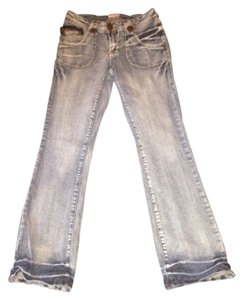 No Boundaries Straight Leg Jeans