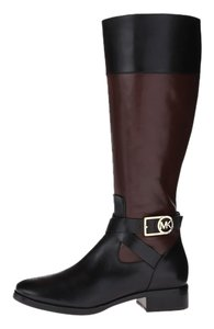 Michael Kors Brown Black Boots