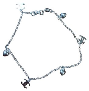 Sterling Silver 925 Stamp Sterling Silver Charm Anklet