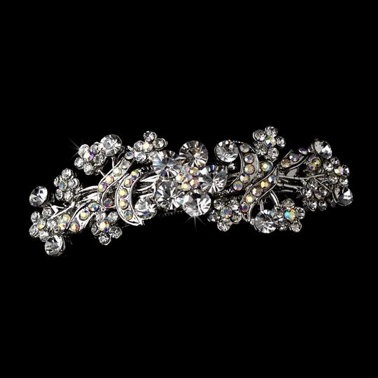 Preload https://item3.tradesy.com/images/silver-with-ab-crystals-colorful-floral-rhodium-barrette-special-occasion-prom-party-hair-accessory-1181997-0-0.jpg?width=440&height=440