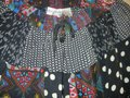 Other Bohemian Broomstick India Hippie Gypsy Maxi Skirt Black Image 3