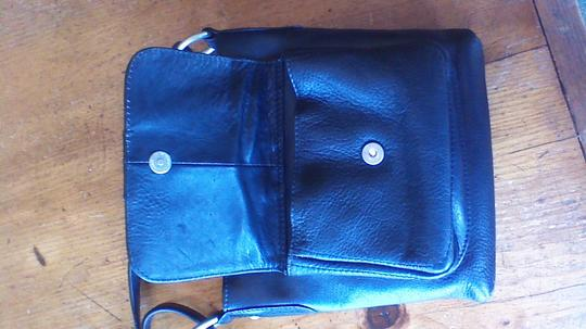 Paul and Taylor Leather Cross Body Bag