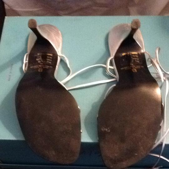 Bakers Silver Sandals