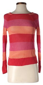 525 America Bold Stripe Sweater