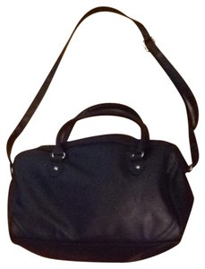 H&M Satchel in black