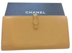 Chanel Chanel Long Wallet