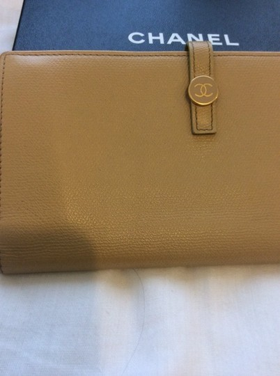 Chanel Chanel Long Wallet Image 1