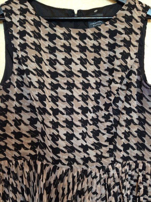 Adrianna Papell Wear To Size 14 Pattern Dress
