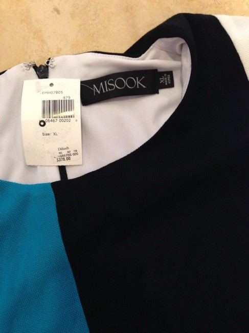 Misook New With Tags Mondrian Xl Dress