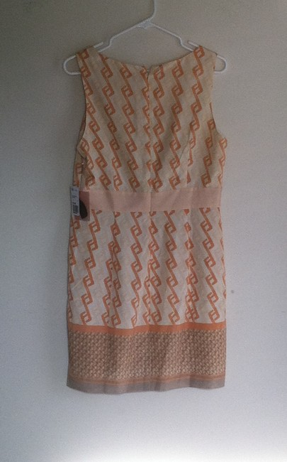 Forever 21 short dress Peach Sleeveless Junior on Tradesy