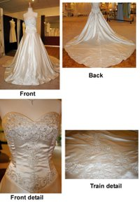 Allure Bridals Allure Bridal Exclusive - Custom Wedding Dress