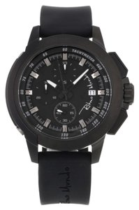 Ritmo di Perla Ritmo Mundo Quantum II 1151/1 Steel & Carbon Fiber Quartz Men's Watch (12034)