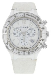 Versace Versace DV One Cruise 28CCS1D001-S001 Ceramic Quartz Unisex Watch (12039)