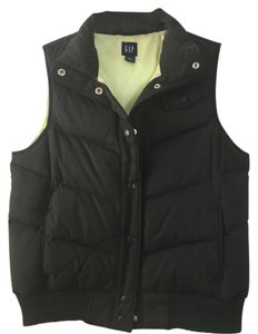 Gap Coat Puffy Vest