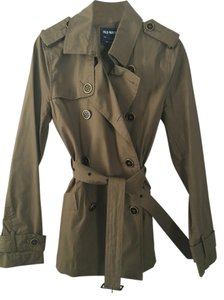 Old Navy Military Trench Coat