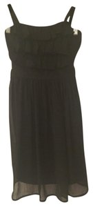 Anthropologie short dress Blac on Tradesy