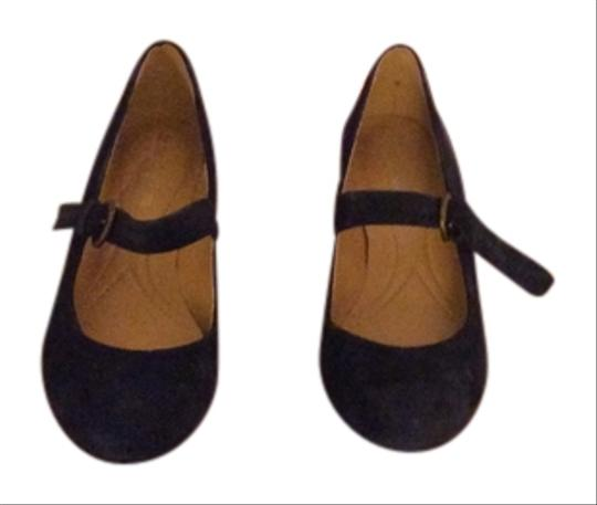Naturalizer Navy Wedges
