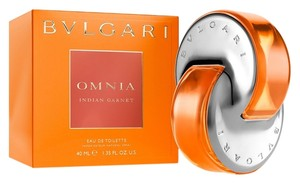 BVLGARI OMNIA INDIAN GARNET by BVLGARI Eau de Toilette Spray ~ 1.35 oz 40 ml