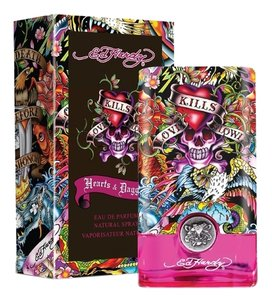 Christian Audigier ED HARDY HEARTS & DAGGERS by CHRISTIAN AUDIGIER Womens EDP Spray ~ 3.4oz / 100ml