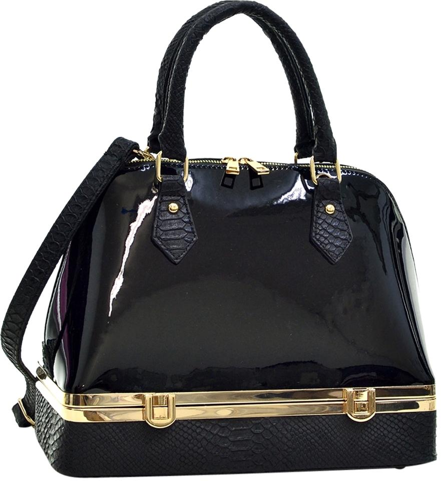 fb414a86207 Dasein Dome With Bottom Box Compartment Classy Bags Affordable Bags Unique  Bags Hippie Bags Satchel in