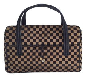 Louis Vuitton Satchel in Damier Sauvage