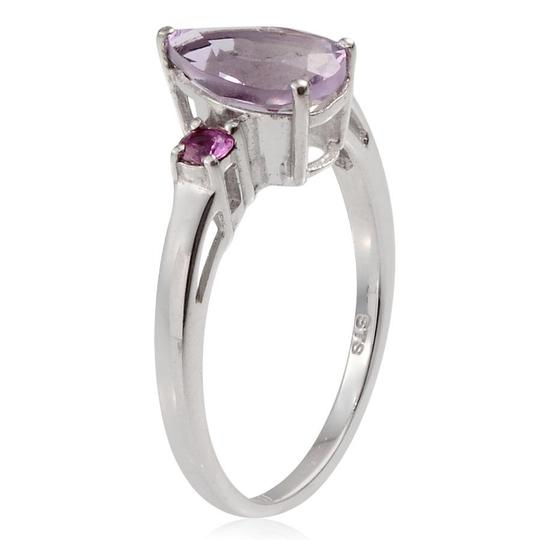 Unknown Amethyst Pink Sapphire Ring Image 1