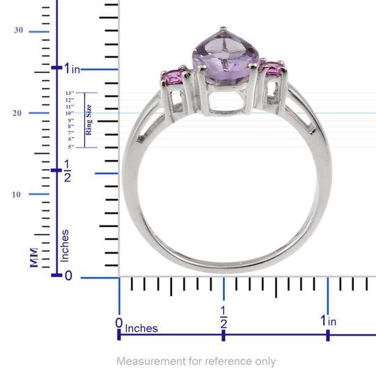 Unknown Amethyst Pink Sapphire Ring Image 2