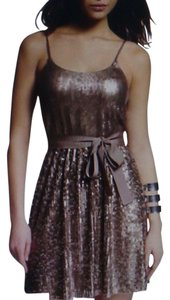 Express Sequin Cami Party Coctail Formal Dress