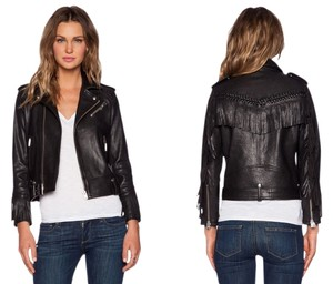 IRO Alexander Wang Isabel Marant Chanel Helmut Lang Rag & Bone Leather Jacket