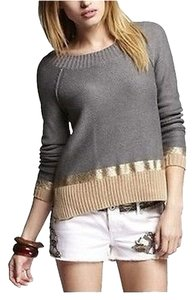 Express Colorblock Sweater